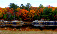 'Autumn on the Merrimack' - Newburyport, MA