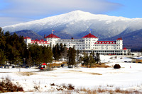 'Mt. Washington Hotel' - Bretton Woods, New Hampshire