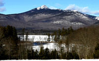 Mt. Chocorua in the Snow