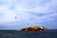 'White Island Light' (Isles of Shoals) - Portsmouth, NH