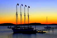 August 2016 - The Margaret Todd - Bar Harbor, Maine