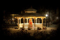 'Winter Gazebo' - Amesbury, MA