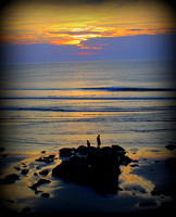 'Blue Sunrise' - Ogunquit, Maine