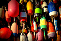 May 2018 - Buoys! - Bar Harbor, Maine