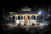 Winter Gazebo 2 - Amesbury, MA
