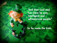 God Made the Irish