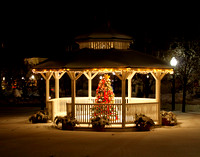Winter Gazebo 5 - Amesbury, MA