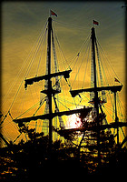 El Galeon in Gold - Newburyport, MA