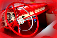 'Red Steering Wheel'