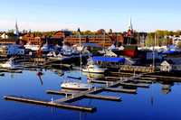 Early Morning on the Merrimack - Newburyport, MA